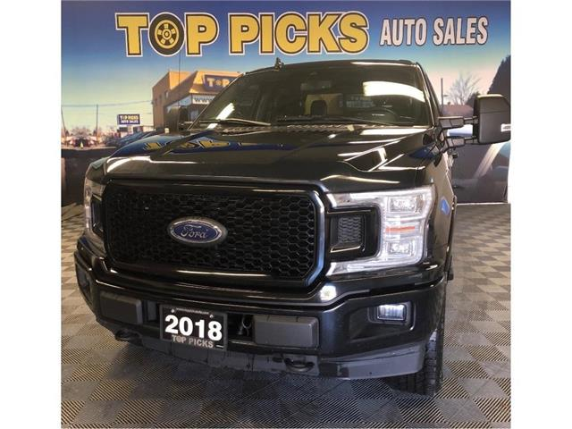 2018 Ford F-150 Lariat (Stk: D99786) in NORTH BAY - Image 1 of 29