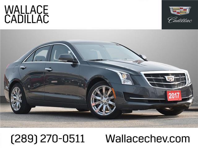 2017 Cadillac ATS LUXURY | SUNROOF | NO ACCIDENTS | NAVI | AWD (Stk: PR5346) in Milton - Image 1 of 26