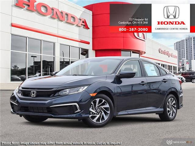 2020 Honda Civic EX w/New Wheel Design (Stk: 21169) in Cambridge - Image 1 of 24