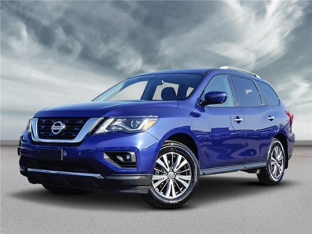 2020 Nissan Pathfinder SL Premium (Stk: 11382) in Sudbury - Image 1 of 23