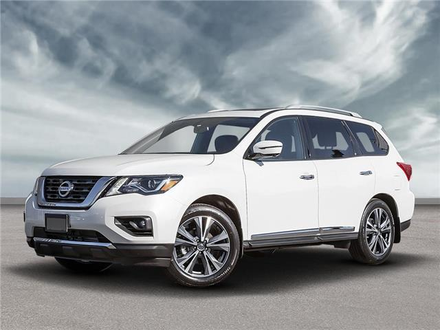 2020 Nissan Pathfinder Platinum (Stk: 11478) in Sudbury - Image 1 of 23