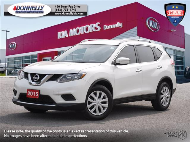 2015 Nissan Rogue  (Stk: KU2424) in Ottawa - Image 1 of 27