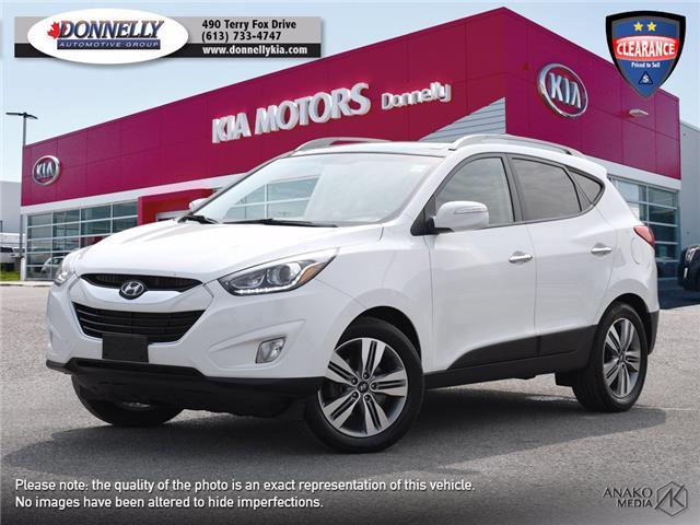 2015 Hyundai Tucson Limited (Stk: KT537DTA) in Ottawa - Image 1 of 29