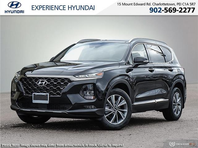2020 Hyundai Santa Fe Preferred 2.0 w/Sun & Leather Package (Stk: N952) in Charlottetown - Image 1 of 23