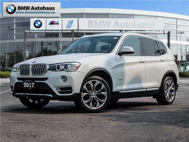 2017 BMW X3 xDrive28i (Stk: P9698) in Thornhill - Image 1 of 31