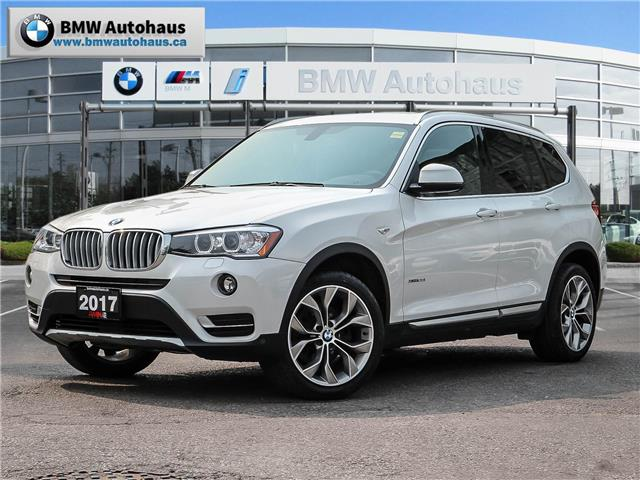 2017 BMW X3 xDrive28i (Stk: P9729) in Thornhill - Image 1 of 25