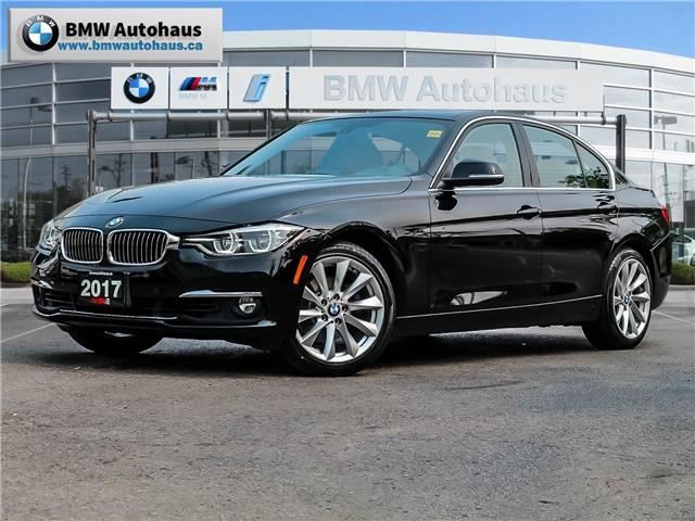 2017 BMW 330i xDrive (Stk: P9753) in Thornhill - Image 1 of 31