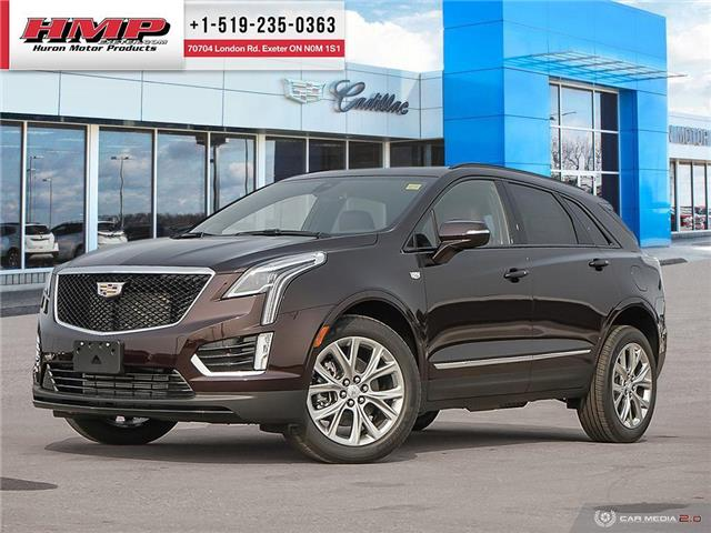 2021 Cadillac XT5 Sport (Stk: 88373) in Exeter - Image 1 of 27