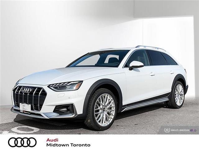 2020 Audi A4 allroad 2.0T Progressiv (Stk: AU9120) in Toronto - Image 1 of 22