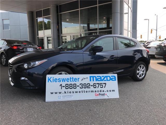 2016 Mazda Mazda3 Sport GX (Stk: U4024) in Kitchener - Image 1 of 28