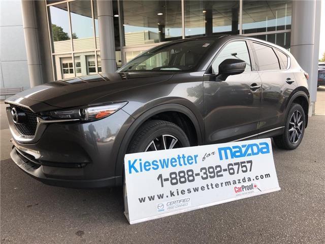 2017 Mazda CX-5 GT (Stk: U4018) in Kitchener - Image 1 of 30