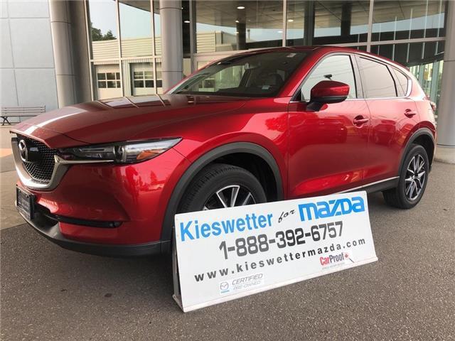 2017 Mazda CX-5 GT (Stk: 36707A) in Kitchener - Image 1 of 30