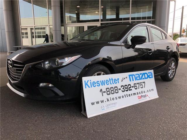 2016 Mazda Mazda3 GS (Stk: U4037) in Kitchener - Image 1 of 25