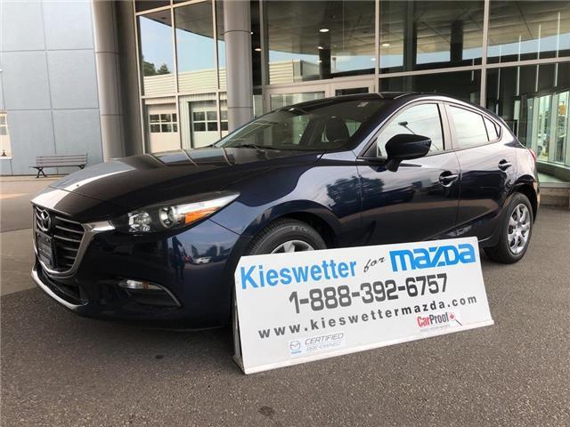 2017 Mazda Mazda3 Sport GX (Stk: U3987) in Kitchener - Image 1 of 29