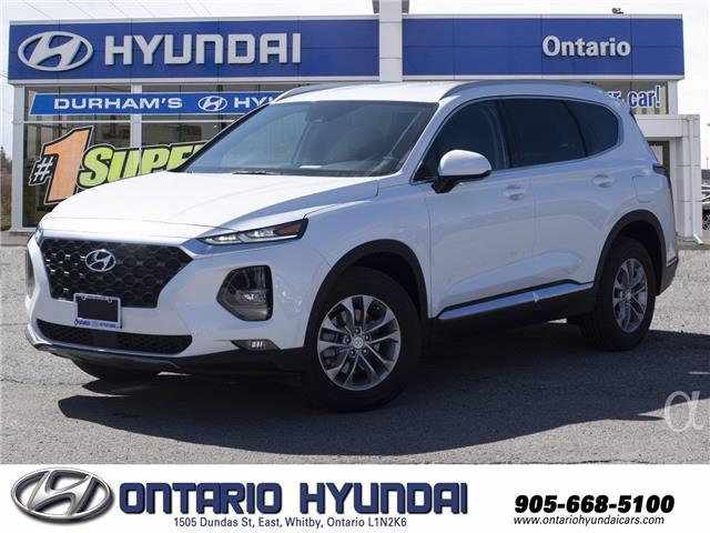 2020 Hyundai Santa Fe Essential 2.4  w/Safety Package (Stk: 263946) in Whitby - Image 1 of 18