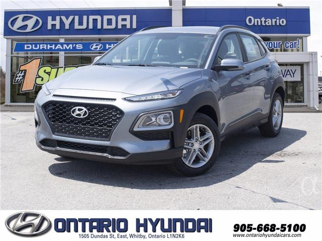 2021 Hyundai Kona 2.0L Essential (Stk: 622983) in Whitby - Image 1 of 19