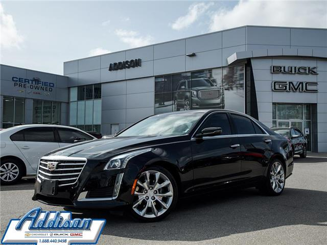2019 Cadillac CTS 3.6L Premium Luxury (Stk: U102753) in Mississauga - Image 1 of 29