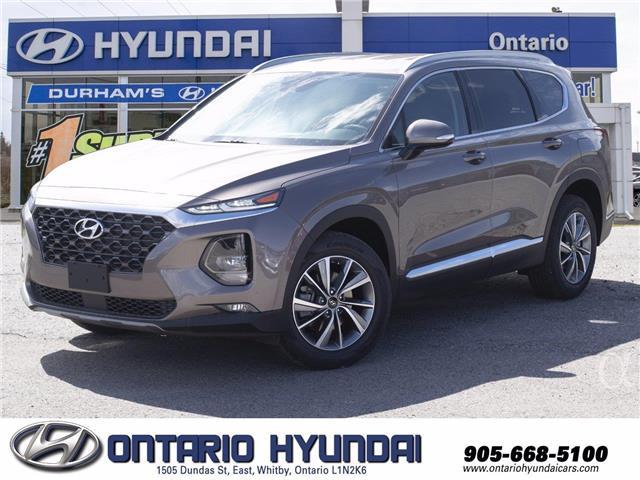 2020 Hyundai Santa Fe Ultimate 2.0 (Stk: 268815) in Whitby - Image 1 of 22