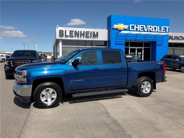 2017 Chevrolet Silverado 1500  (Stk: 0B076A) in Blenheim - Image 1 of 18
