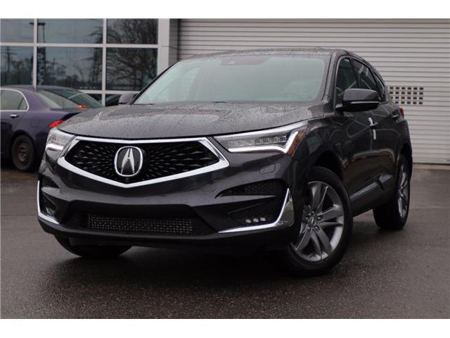 2021 Acura RDX Platinum Elite (Stk: 19336) in Ottawa - Image 1 of 27