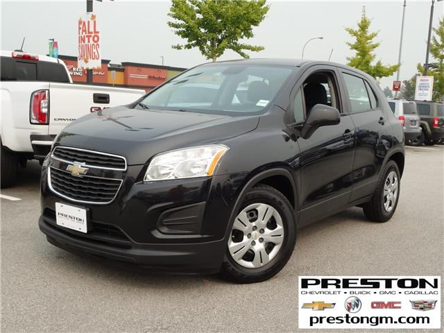 2015 Chevrolet Trax LS (Stk: 0209671) in Langley City - Image 1 of 26