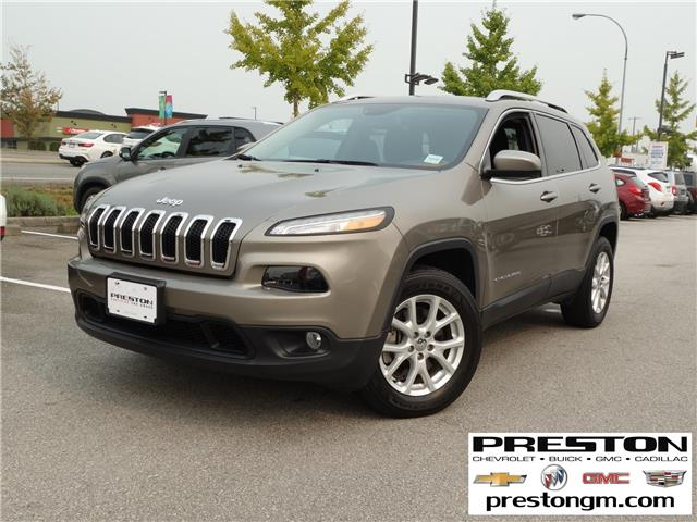2016 Jeep Cherokee North (Stk: 0209201) in Langley City - Image 1 of 28