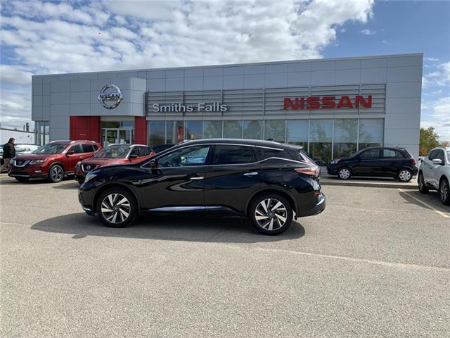 2017 Nissan Murano Platinum (Stk: P2089) in Smiths Falls - Image 1 of 12