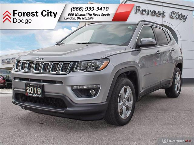 2019 Jeep Compass North (Stk: 9-9017) in London - Image 1 of 16