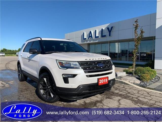 2019 Ford Explorer XLT (Stk: 26609a) in Tilbury - Image 1 of 21