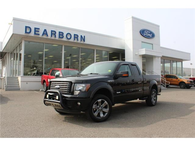 2012 Ford F-150 Lariat (Stk: RL248A) in Kamloops - Image 1 of 33