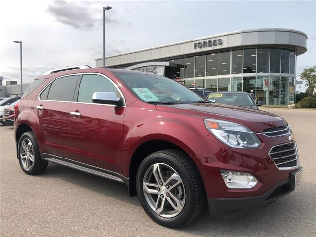 2017 Chevrolet Equinox Premier (Stk: 142275) in Waterloo - Image 1 of 28