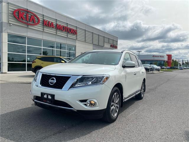 2016 Nissan Pathfinder SL (Stk: 2133A) in Orléans - Image 1 of 17
