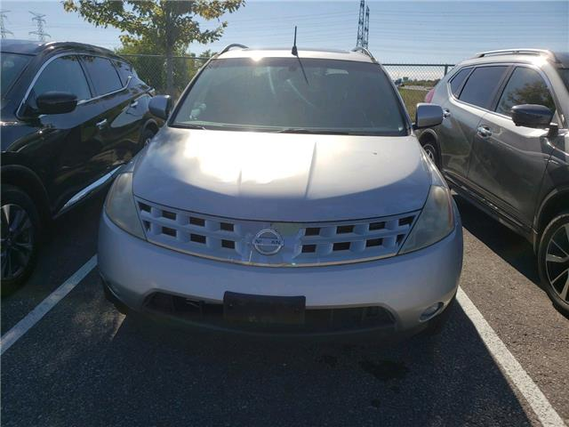 2005 Nissan Murano  (Stk: LW369691A) in Bowmanville - Image 1 of 5