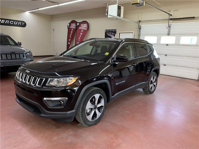 2018 Jeep Compass North (Stk: U20-71) in Nipawin - Image 1 of 12