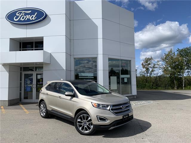 2017 Ford Edge Titanium (Stk: 20360A) in Smiths Falls - Image 1 of 1