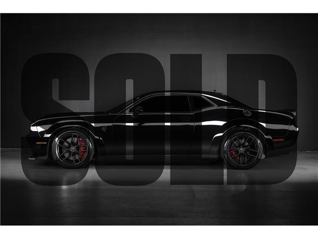 2019 Dodge Challenger SRT Hellcat (Stk: ) in Woodbridge - Image 1 of 19