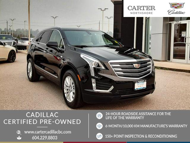 2018 Cadillac XT5 Base (Stk: 974670) in North Vancouver - Image 1 of 23