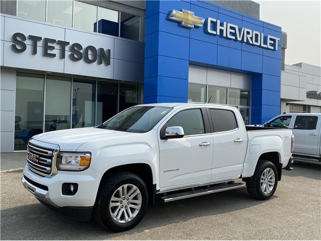 2019 GMC Canyon SLT (Stk: 20-352A) in Drayton Valley - Image 1 of 14