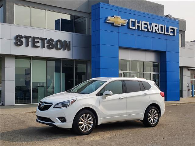 2019 Buick Envision Essence (Stk: P2640) in Drayton Valley - Image 1 of 15