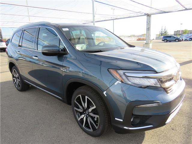2021 Honda Pilot Touring 7P (Stk: 210015) in Airdrie - Image 1 of 8