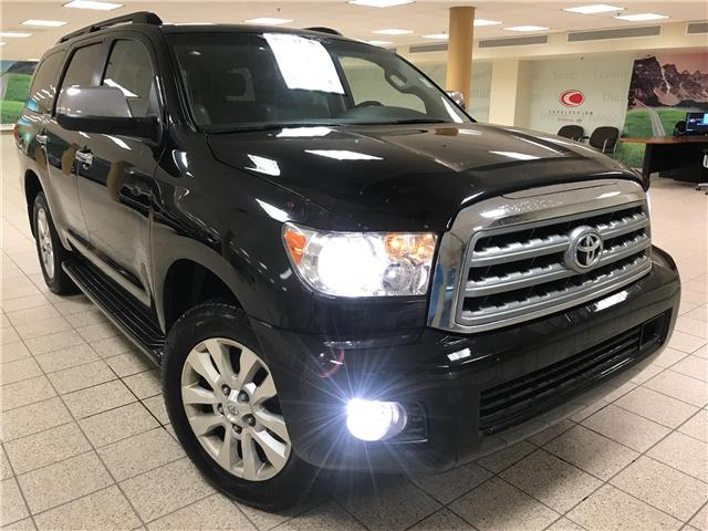 2011 Toyota Sequoia Platinum 5.7L V8 (Stk: 201268A) in Calgary - Image 1 of 13