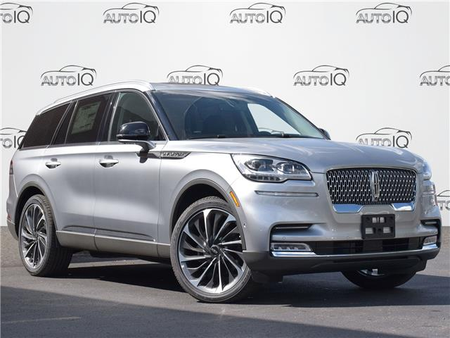 2020 Lincoln Aviator Reserve (Stk: AB535) in Waterloo - Image 1 of 17