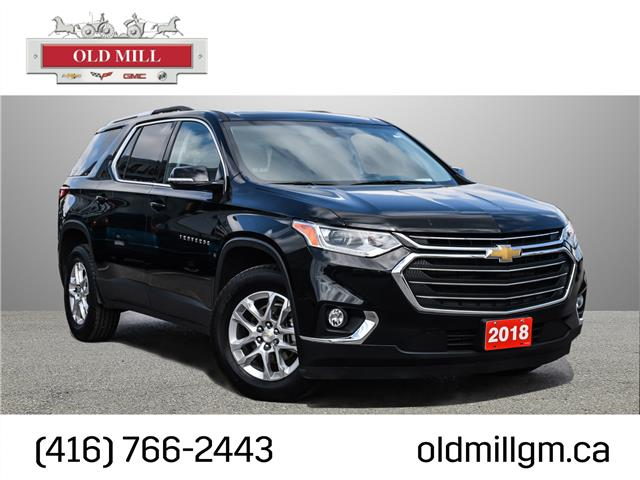 2018 Chevrolet Traverse LT (Stk: 257114U) in Toronto - Image 1 of 26