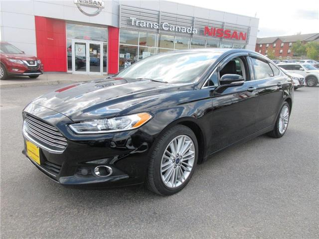 2016 Ford Fusion SE (Stk: 91363B) in Peterborough - Image 1 of 24