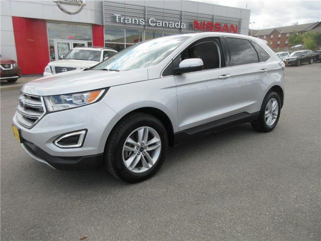 2017 Ford Edge SEL (Stk: P5383) in Peterborough - Image 1 of 24