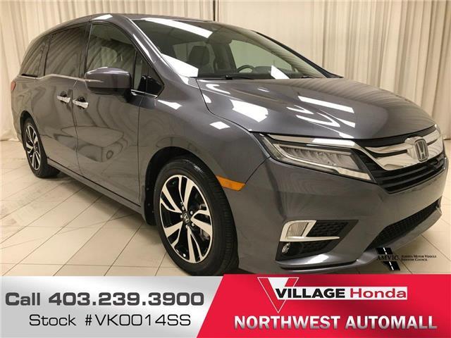 2020 Honda Odyssey Touring (Stk: VK0014SS) in Calgary - Image 1 of 22