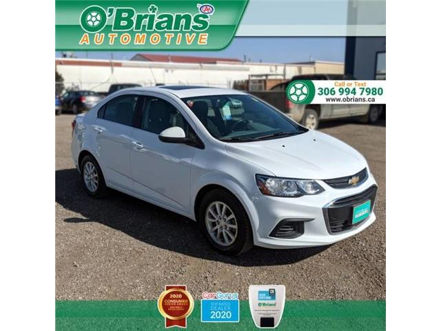2018 Chevrolet Sonic LT Auto (Stk: 13768A) in Saskatoon - Image 1 of 22