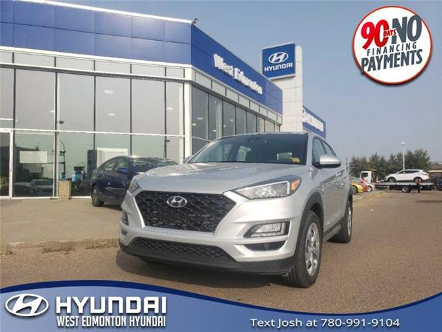 2019 Hyundai Tucson Essential w/Safety Package (Stk: E5216) in Edmonton - Image 1 of 22