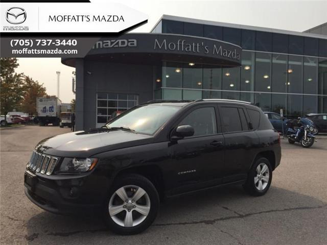2014 Jeep Compass Sport/North (Stk: P8340A) in Barrie - Image 1 of 19