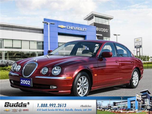 2002 Jaguar S-Type 4.0 (Stk: X40007A) in Oakville - Image 1 of 25